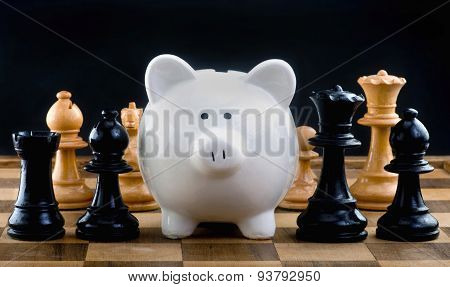 Chess And Money.