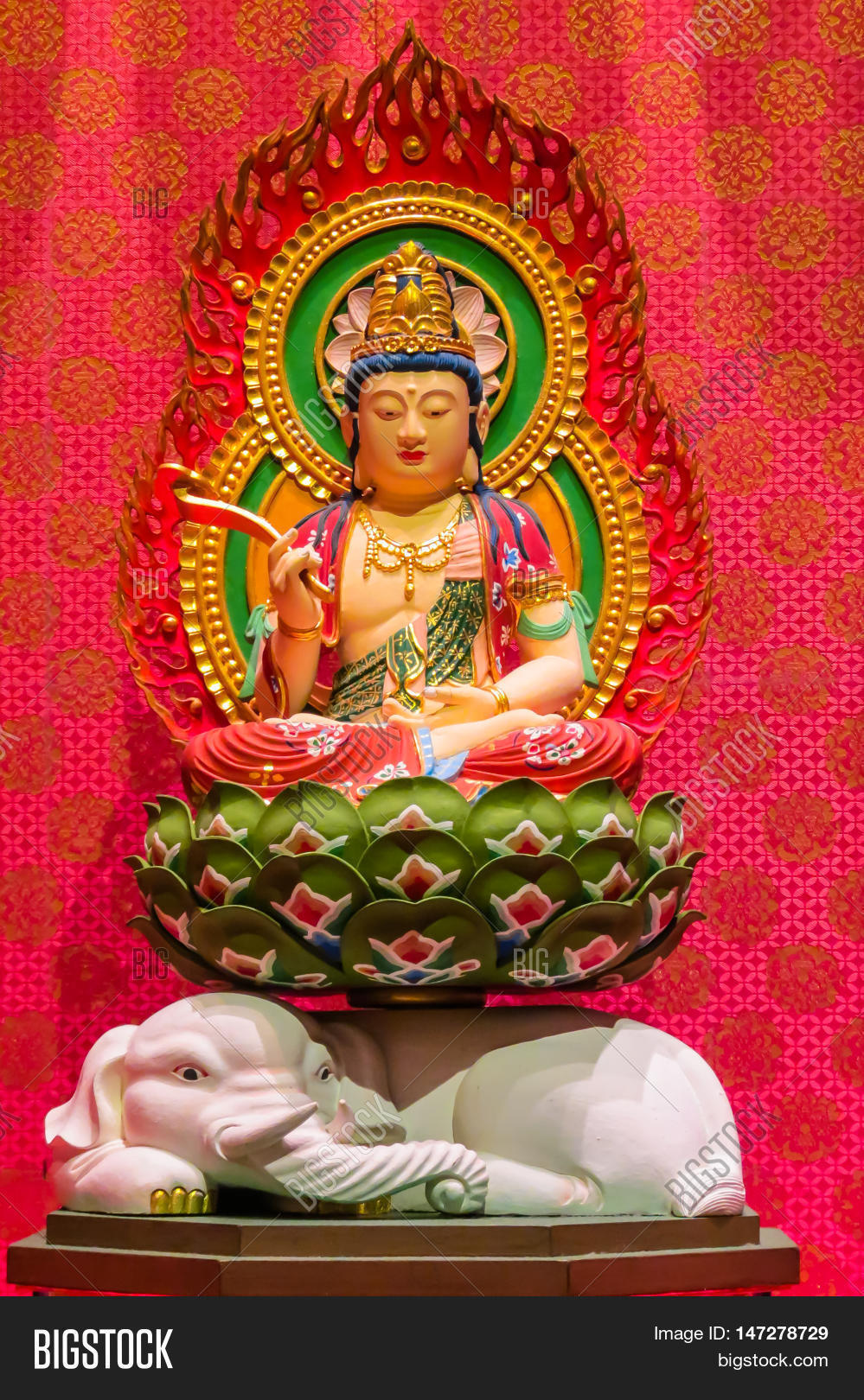 Buddha Image That Image Photo Free Trial Bigstock