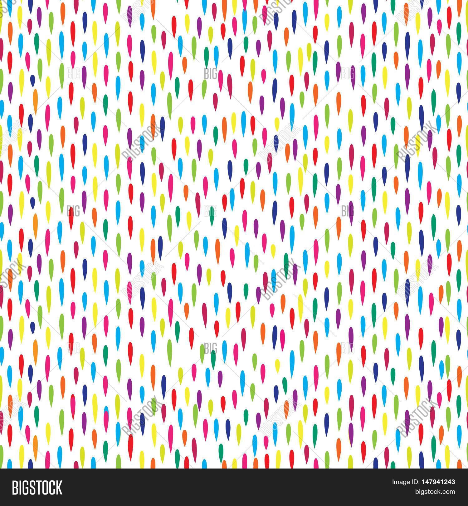 Raindrop Pattern Image Photo Free Trial Bigstock