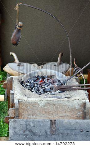 coal pan