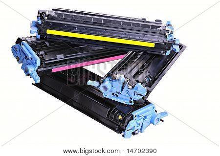 Cartuchos de tóner de impresora
