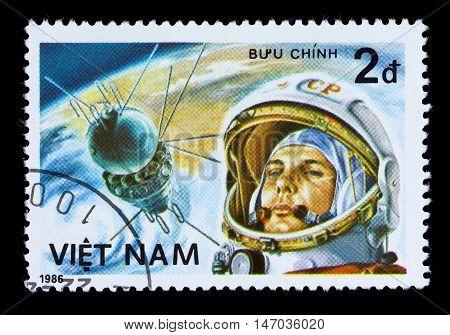 Vietnam - Circa 1986