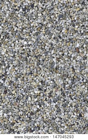 Small Pebble Stone Texture Background