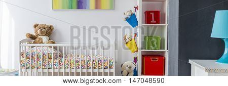 Baby Room Arrangement