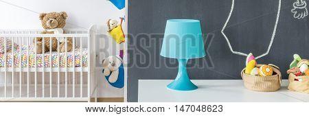 Unisex Nursery Room