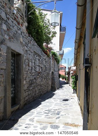 Streets And Alleys Of Portovenere A