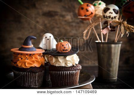 Funny Halloween Desserts