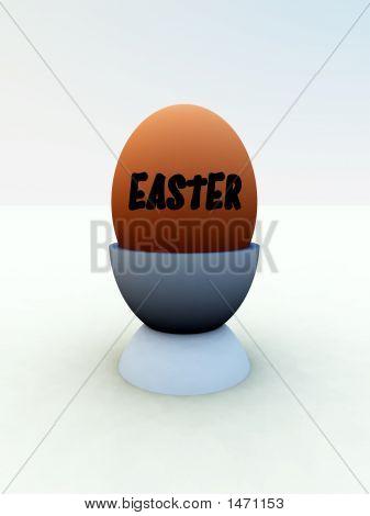 Egg In Eggcup