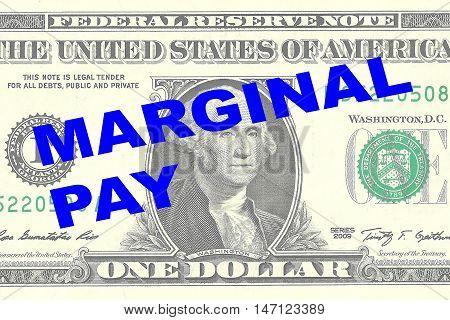 Marginal Pay Concept