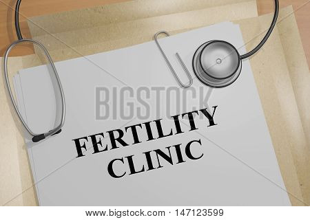 Fertility Clinic - Medical Concept