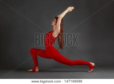 Virabkhadrasana Yoga