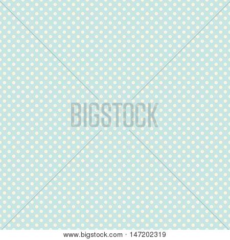 Polka dot pattern - design element