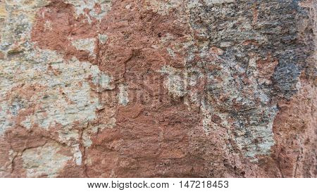 Red Stone texture background Filipowice Tuff make an edgy, yet earthy background for any project.