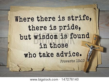 TOP- 150.  Bible Verses about Wisdom.