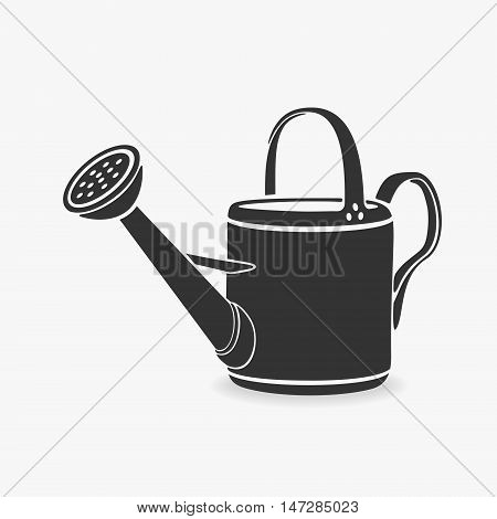 Watering Can Vector Symbol eps 8 file format
