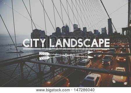 Big City Life Transportation Concept