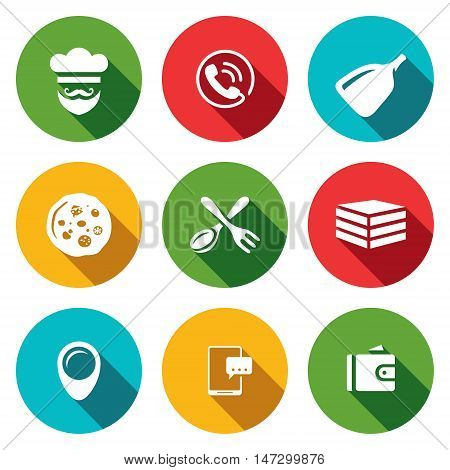 Preparation of food order and delivery to the consumer.