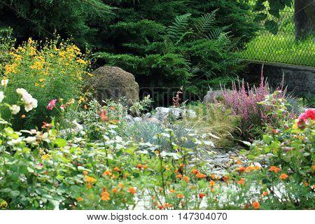 Czech Summer Garden