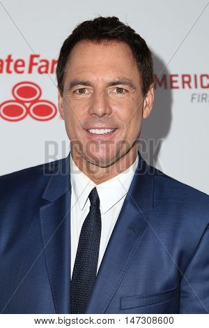 LOS ANGELES - SEP 10:  Mark Steines at the 2016 American Humane Hero Dog Awards at the Beverly Hilton Hotel on September 10, 2016 in Beverly Hills, CA