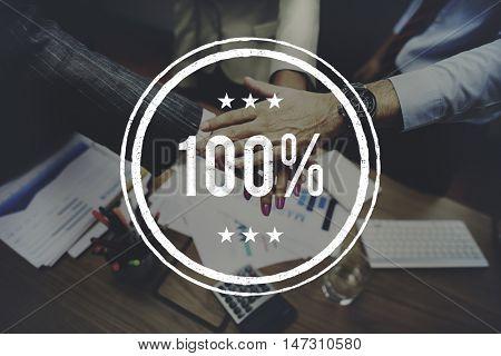 Finest Best Percent Fulfillment Certificate Better Concept