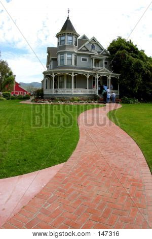 Follow The Red Brick Road