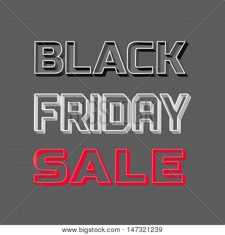 Black Friday Super sale Concept. Off price special bonus. Big Discount offer promotion. Price drop. Advertisement of season hot deal campaign. Background for promotion banner. Vector illustration