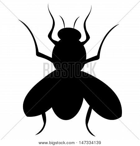 bee icon buzz vector busy honey fly bumblebee