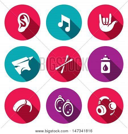 Problem, equipment, medicine jewelry and communication deaf