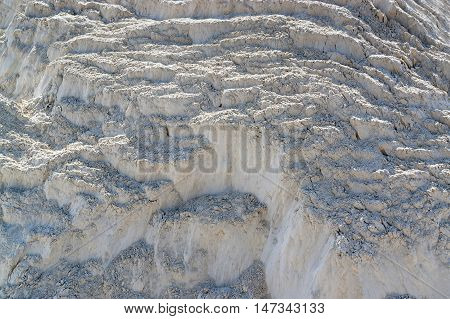 a full frame natural abstract sandy background