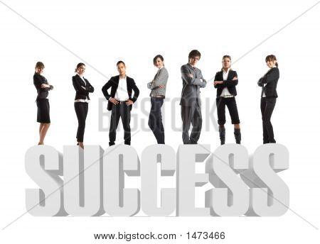 Éxito del equipo de sueño