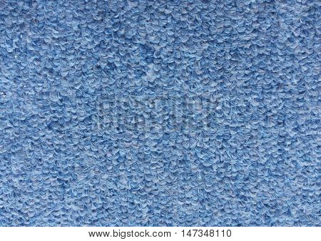 abstract blue background carpet texture
