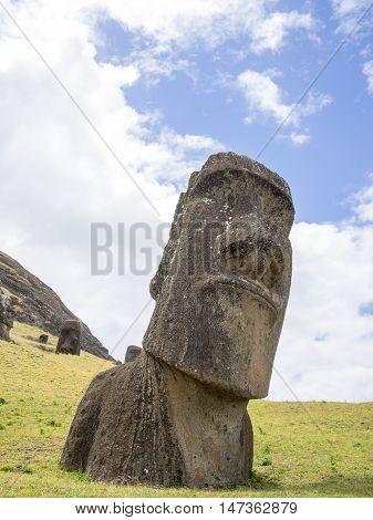 Head On The Quarry