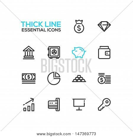 Business Finance Vector Photo Free Trial Bigstock