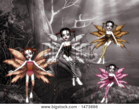 The Goth Fairies