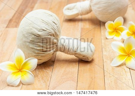 Thai Herbal Compress Are Unique Combination And These Medicinal Herbs Within The Compress Balls Work
