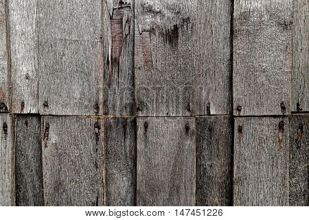 The brown wood texture, wood texture, scabrous, abstract wood background, wood plank texture, chipboard background, abstraction, wooden door, wooden wall