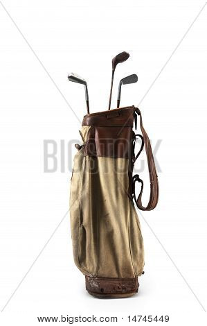 Golf Clubs Bag