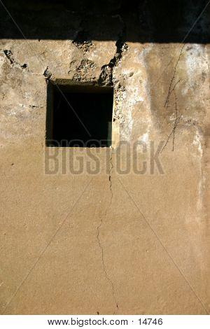 Damaged Window (vertical)