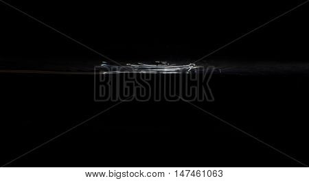 Abstract Background Of Water