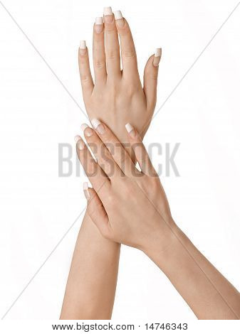 Hands and Fingers