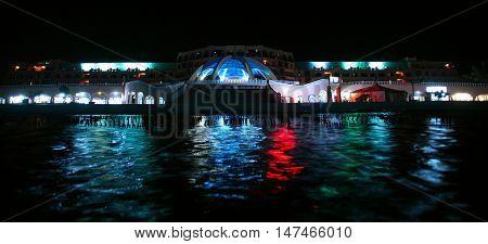 Seaside Resort In Egypt