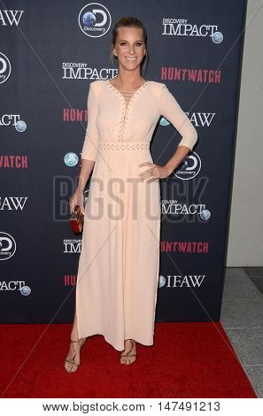 LOS ANGELES - SEP 15:  Heather Morris at the