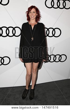 LOS ANGELES - SEP 15:  Pauley Perrette at the Audi Celebrates The 68th Emmys at the Catch on September 15, 2016 in West Hollywood, CA
