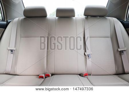 Car backseats, comfort, journey, headrest, transport, automobile