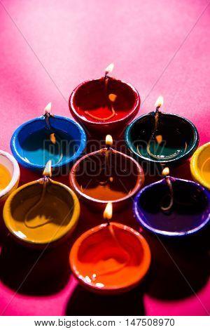 3, background, beautiful, bokeh, bright, celebrate, celebration, clay, colorful, colourful, creative, culture, dark, decoration, decorative, deepavali, deepawali, dipawali, diwali, diya, festival, festive, fire, glowing, greeting, hindu, holiday, india, i