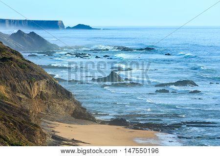 Evening Ocean View (algarve, Portugal).