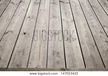 Natural Wooden Floor Background