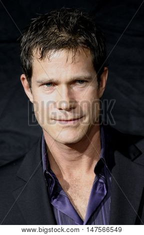 Dylan Walsh at the FX Networks NIP/TUCK 3rd Season premiere held at the El Capitan Theatre in Hollywood, USA on September 10, 2005.