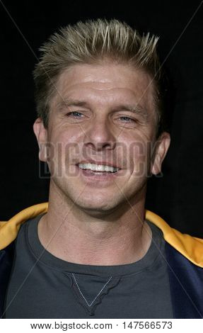 Kenny Johnson at the FX Networks NIP/TUCK 3rd Season premiere held at the El Capitan Theatre in Hollywood, USA on September 10, 2005.