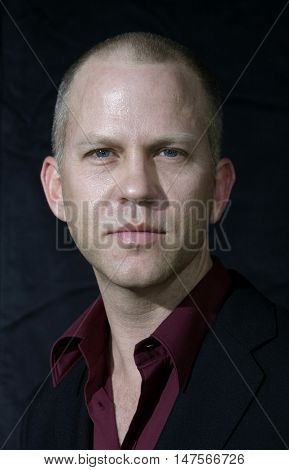 Ryan Murphy at the FX Networks NIP/TUCK 3rd Season premiere held at the El Capitan Theatre in Hollywood, USA on September 10, 2005.